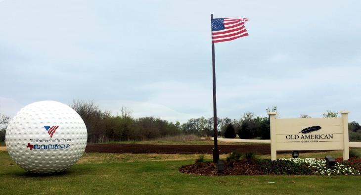 Old American LPGA Entrance