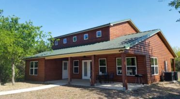 Two Story Bunkhouses for up to 24