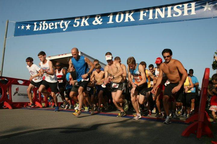 Liberty By The Lake 5K & 10K