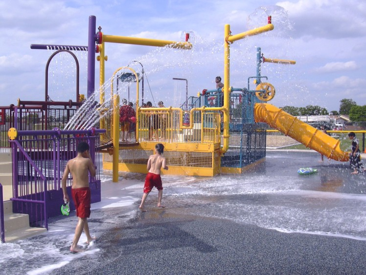 The Colony Aquatic Park