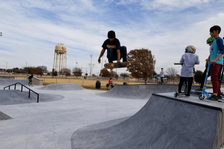 Wheel Zone Bike and Skate Park