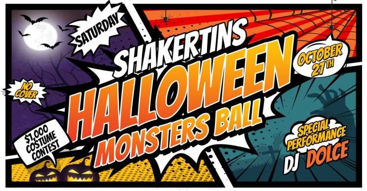Shakertins Halloween