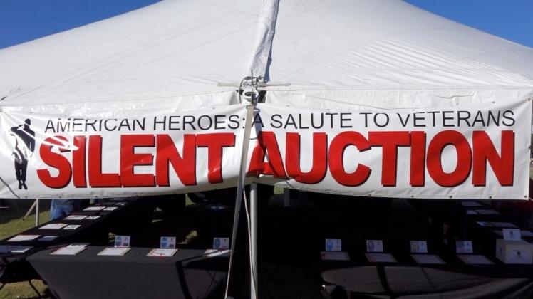 A.H. Silent Auction