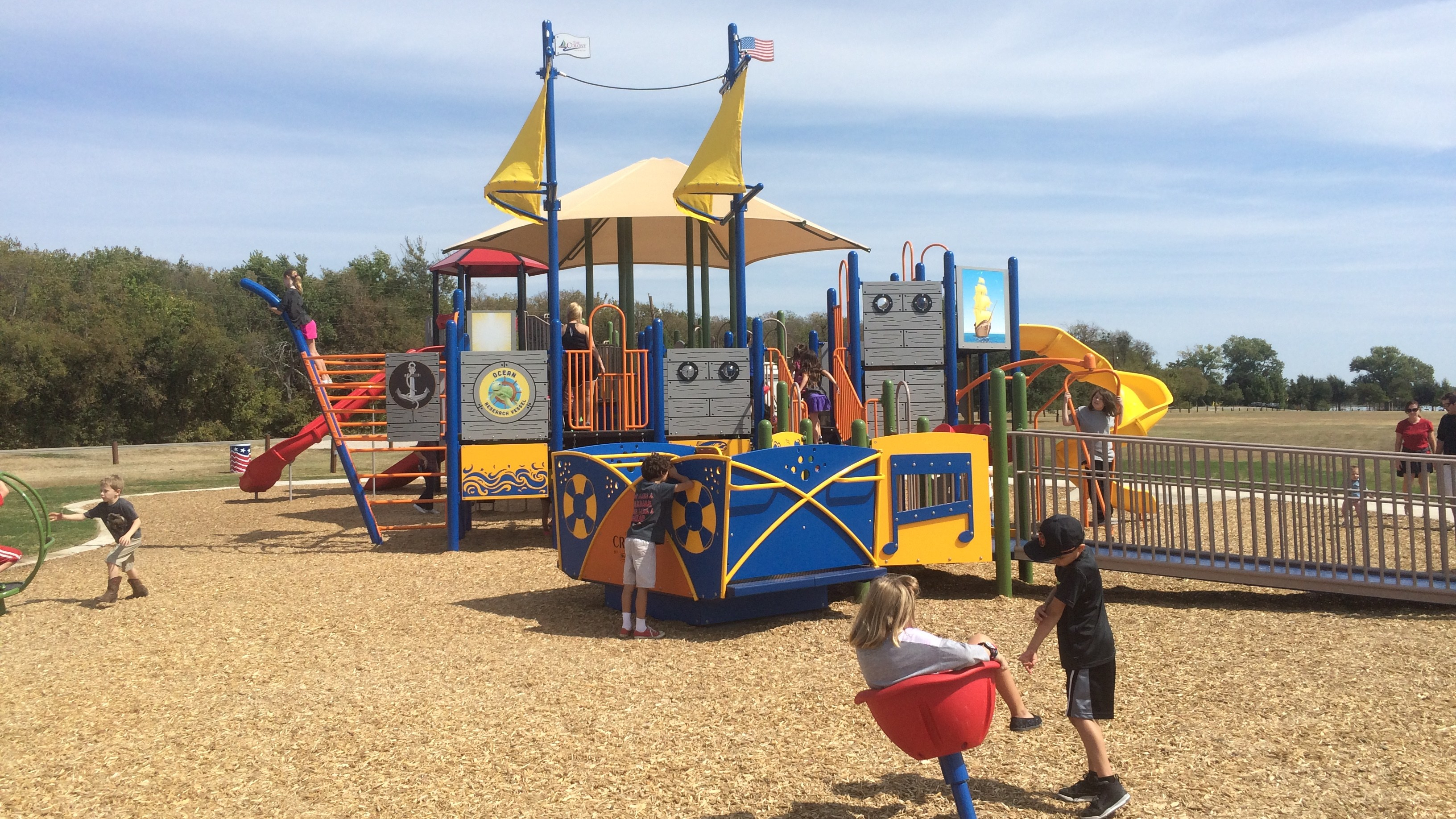 Stewart Creek Playground